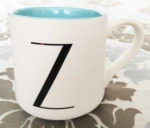 Zita coffee cup